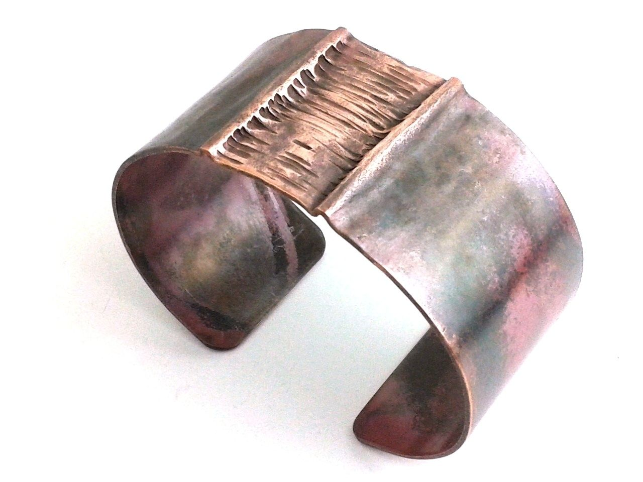Damm she copper cuff bracelet asian style very