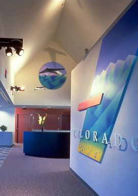 Custom Made Architectural Art | Welcome To Colorado