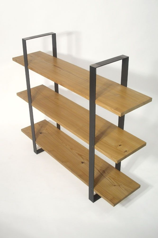Custom russian olive bookcase by bdagitz furniture for Custom bookcase plans