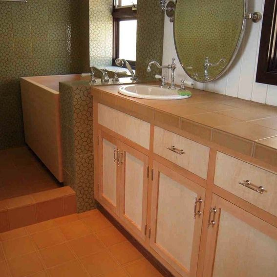 301 moved permanently for Custom made bathroom cabinets