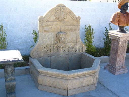 Custom Made Fountain