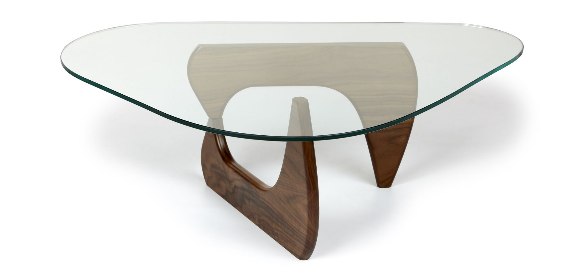 Hand crafted mid century modern coffee table by chicone for Mid century modern coffee table