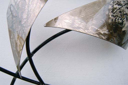 Custom Made Stainless Steel Abstract