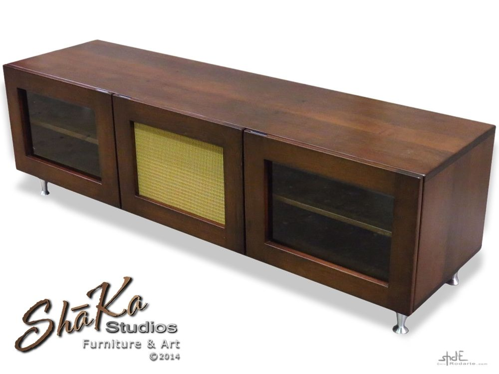 Hand Made Montrose Media Console Mid Century Modern