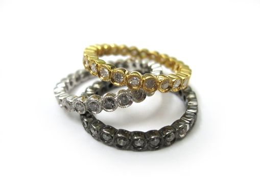 Custom Made Eternity Ring