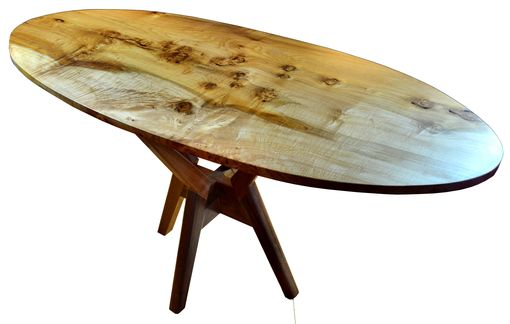 Hand Crafted Mid Century Modern Dining Table Big Leaf  : 293004949671 from www.custommade.com size 510 x 324 jpeg 22kB