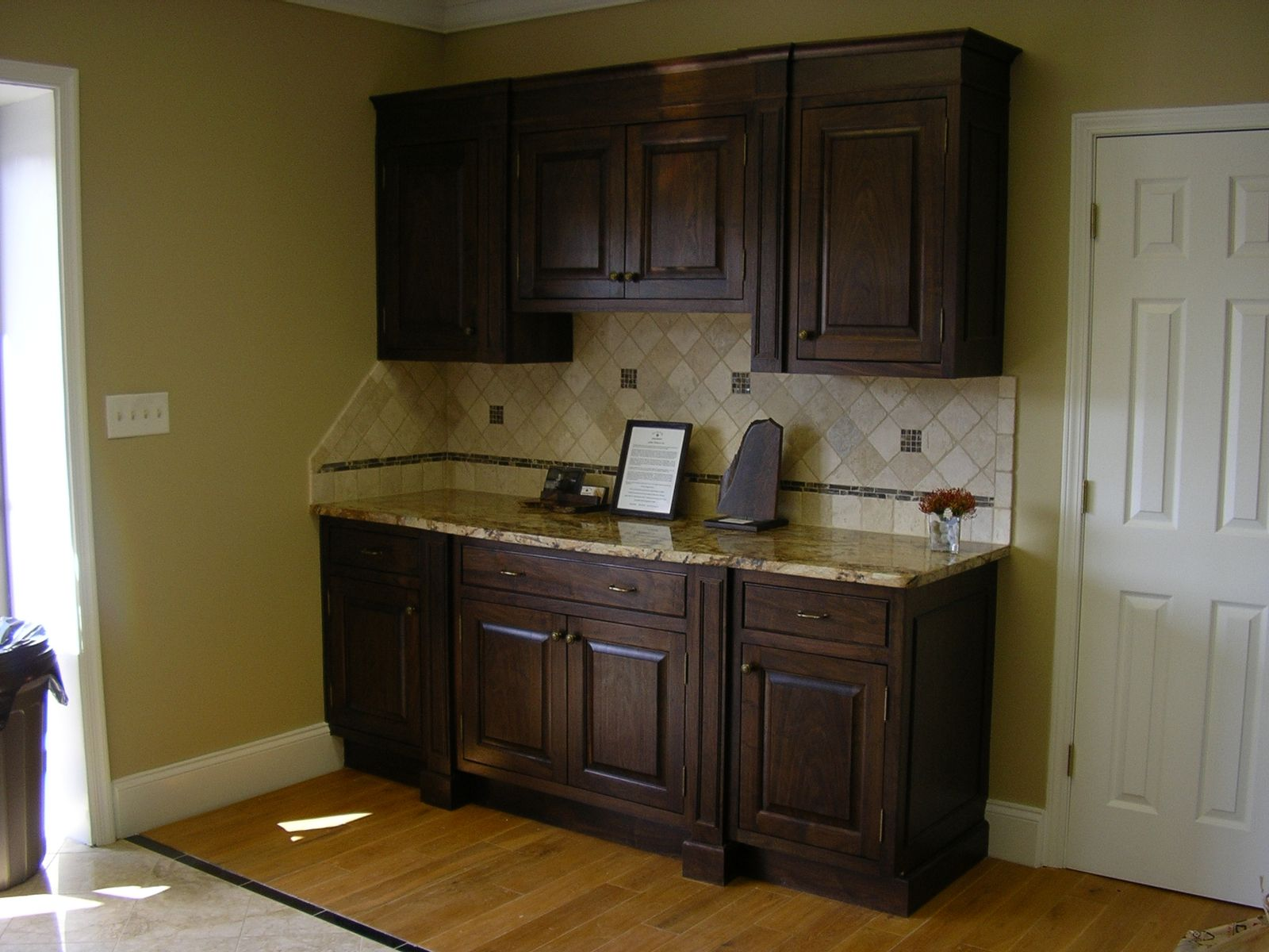 Hand Made Walnut Cabinets By From Tree To You Custom