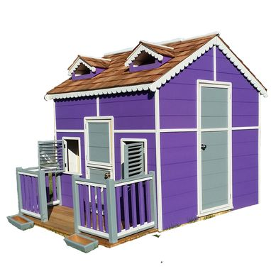 Custom Children 39 S Playhouse Kit By The Playhouse Factory