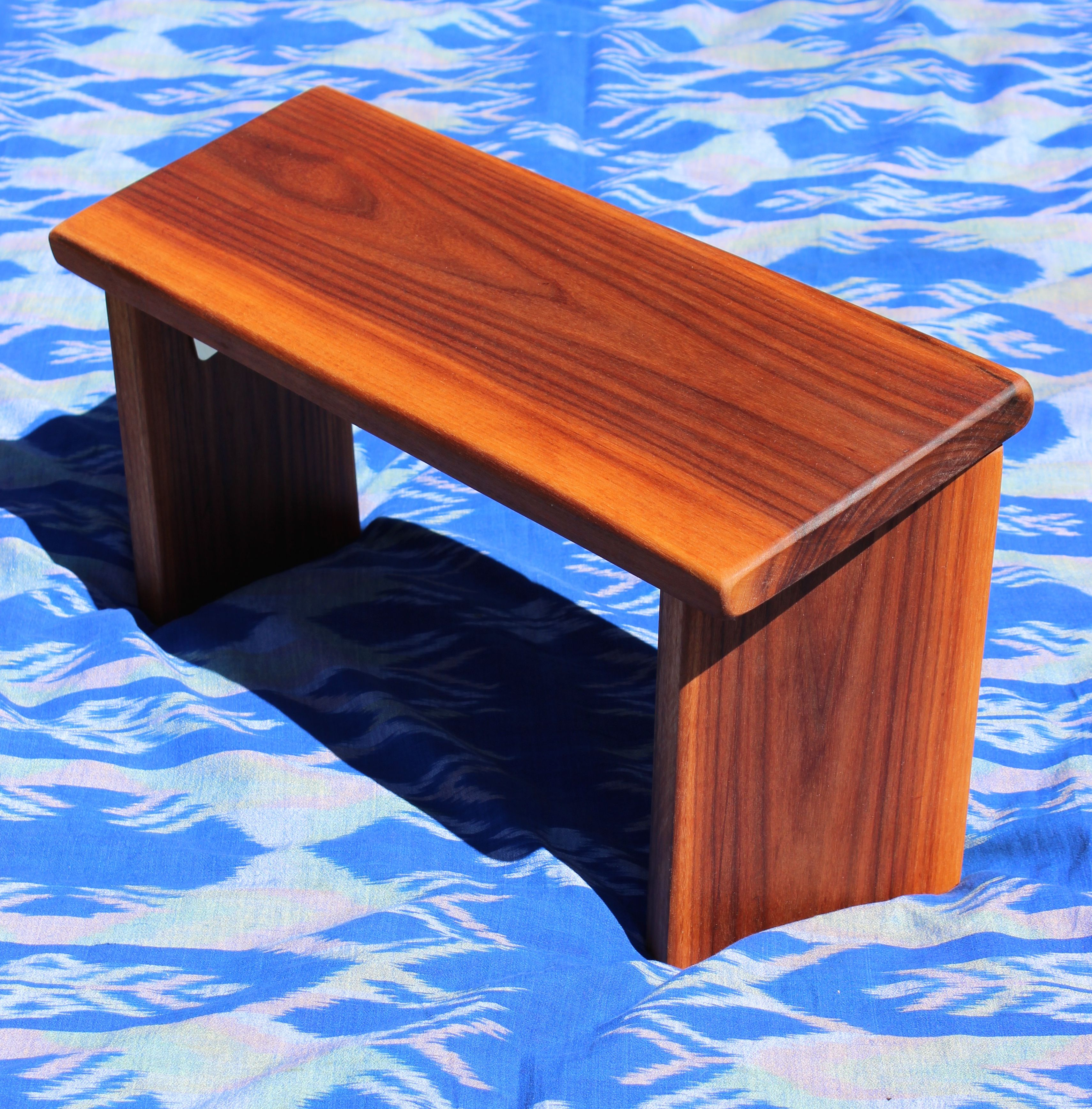 Buy A Hand Crafted Portable Meditation Bench With
