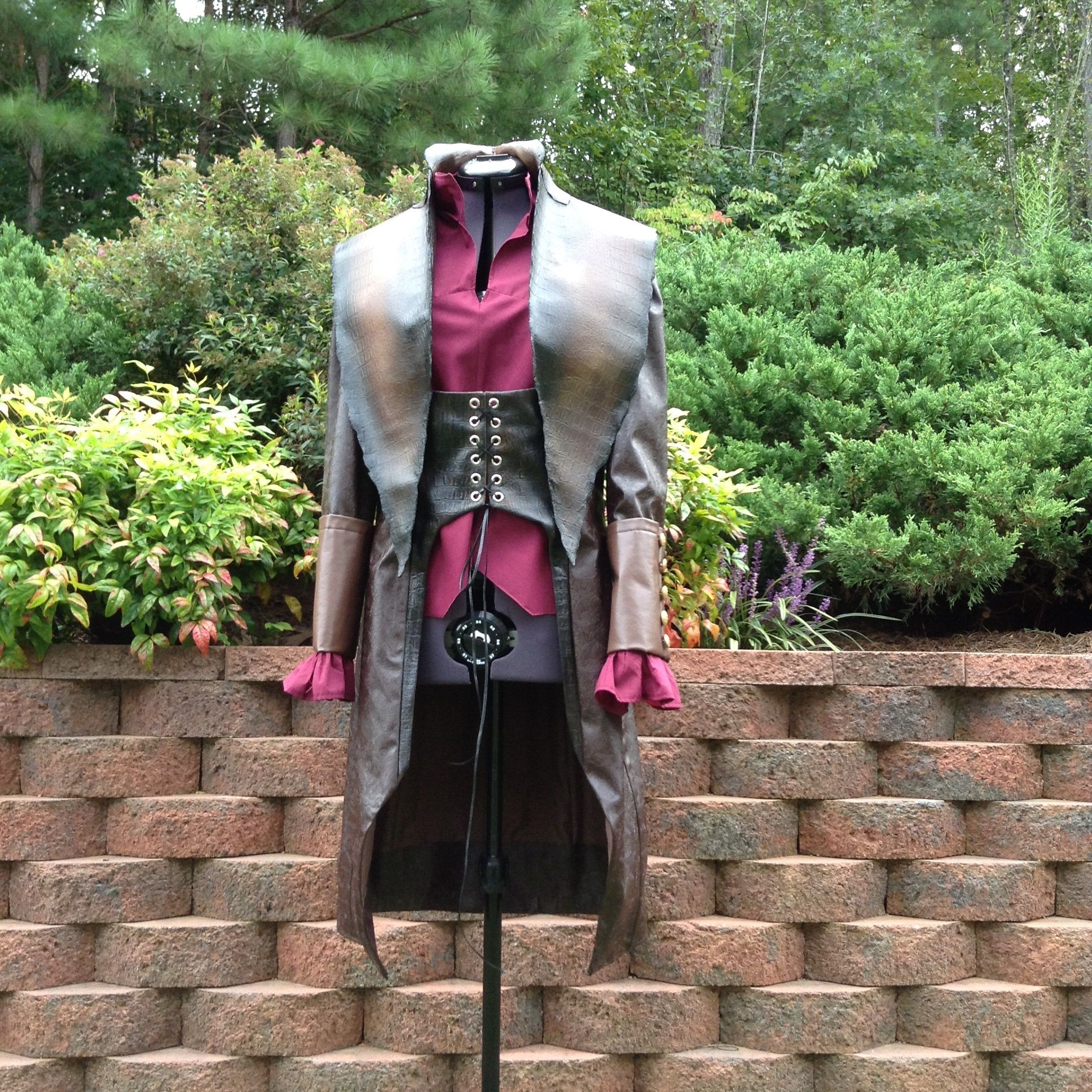 The Man Cave Store Buford : Hand made once upon a time rumplestiltskin costume replica