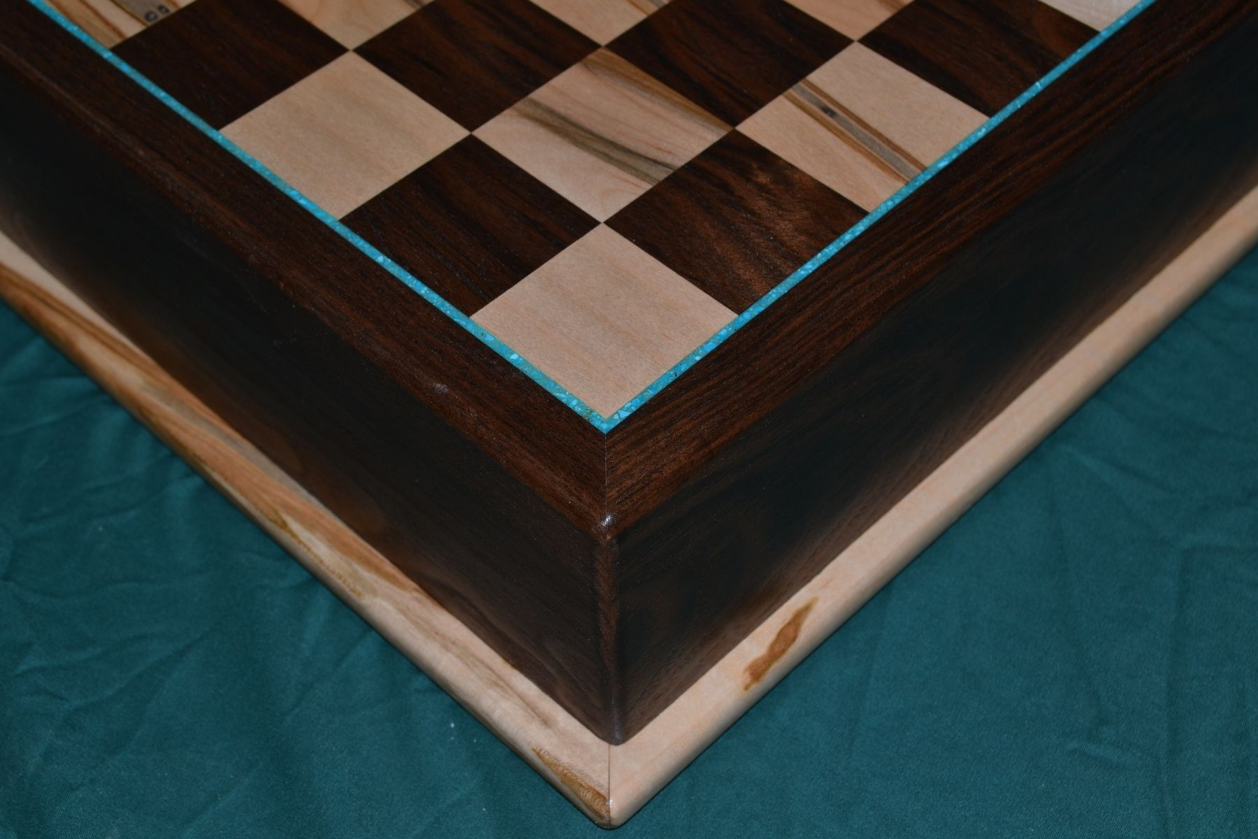 Hand Crafted Chess Boards By Roaring Fork Custom Billiards