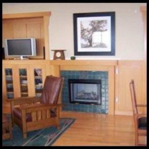 Hand Made Craftsman Style Interior Woodwork By Heart Of
