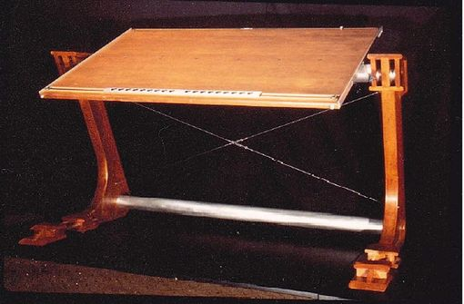 Custom Made Drafting Table