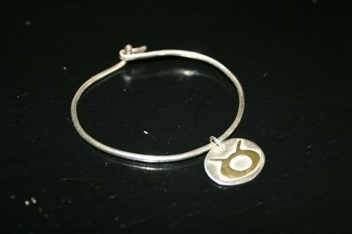 Custom Made Taurus Charm