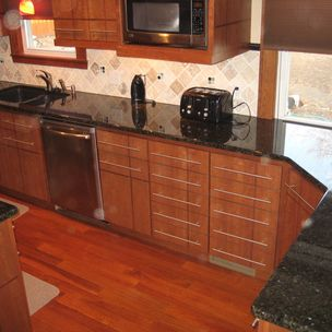 Bruce bjorklund bj wood products llc bloomington mn for Bruce kitchen cabinets