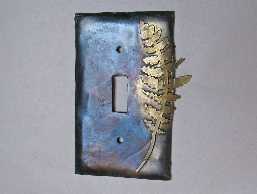 Buy A Hand Crafted Light Switch Cover Made To Order From