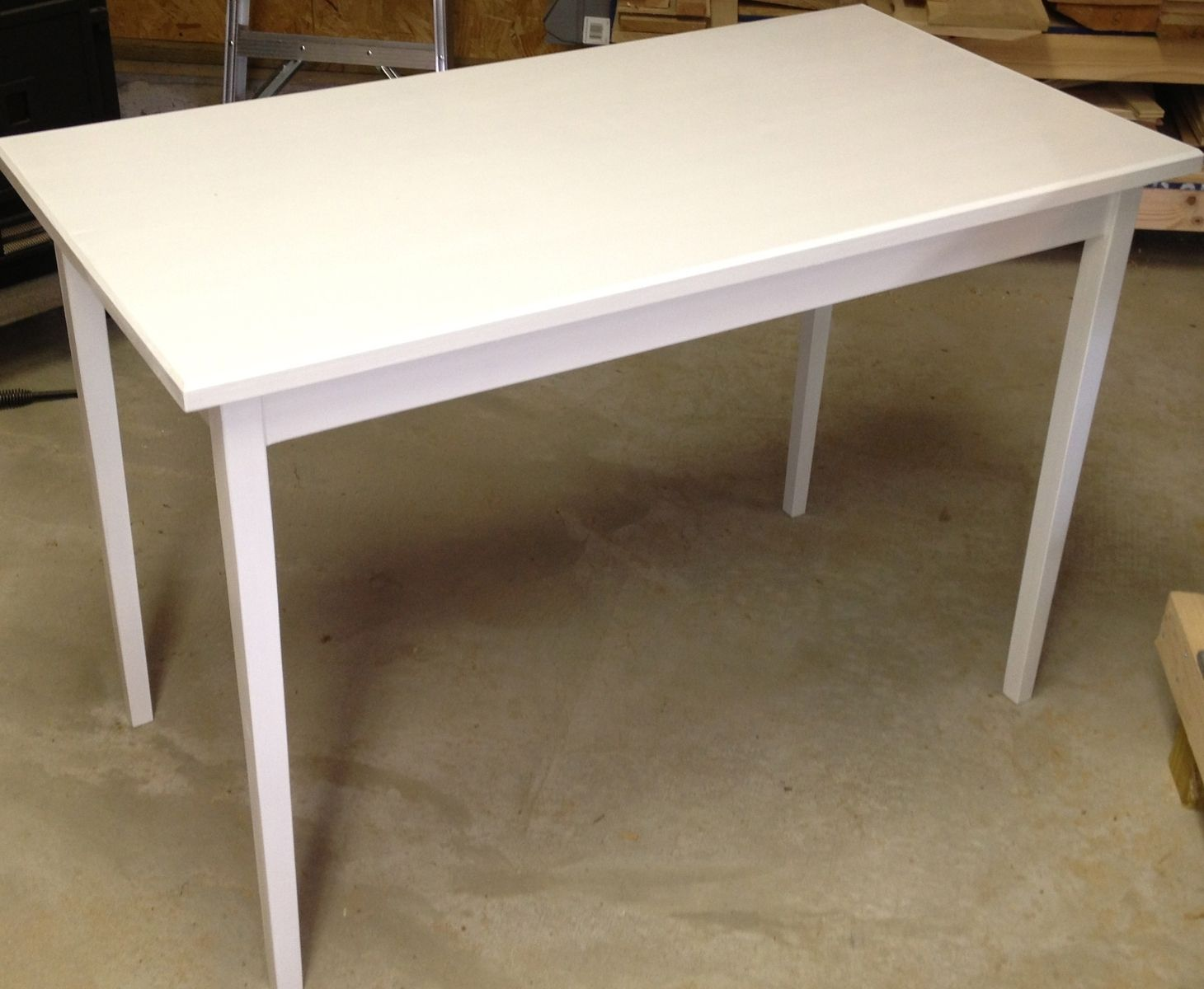 Custom Laundry Room Folding Table By Collins
