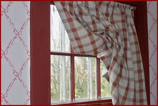 Custom Made Handloomed Woven And Custom Sewn Curtains