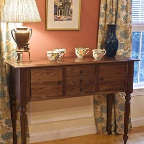 Custom Made Dining Room Tables Massachusetts
