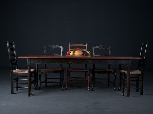 Custom Made Custom Shaker Dining Table