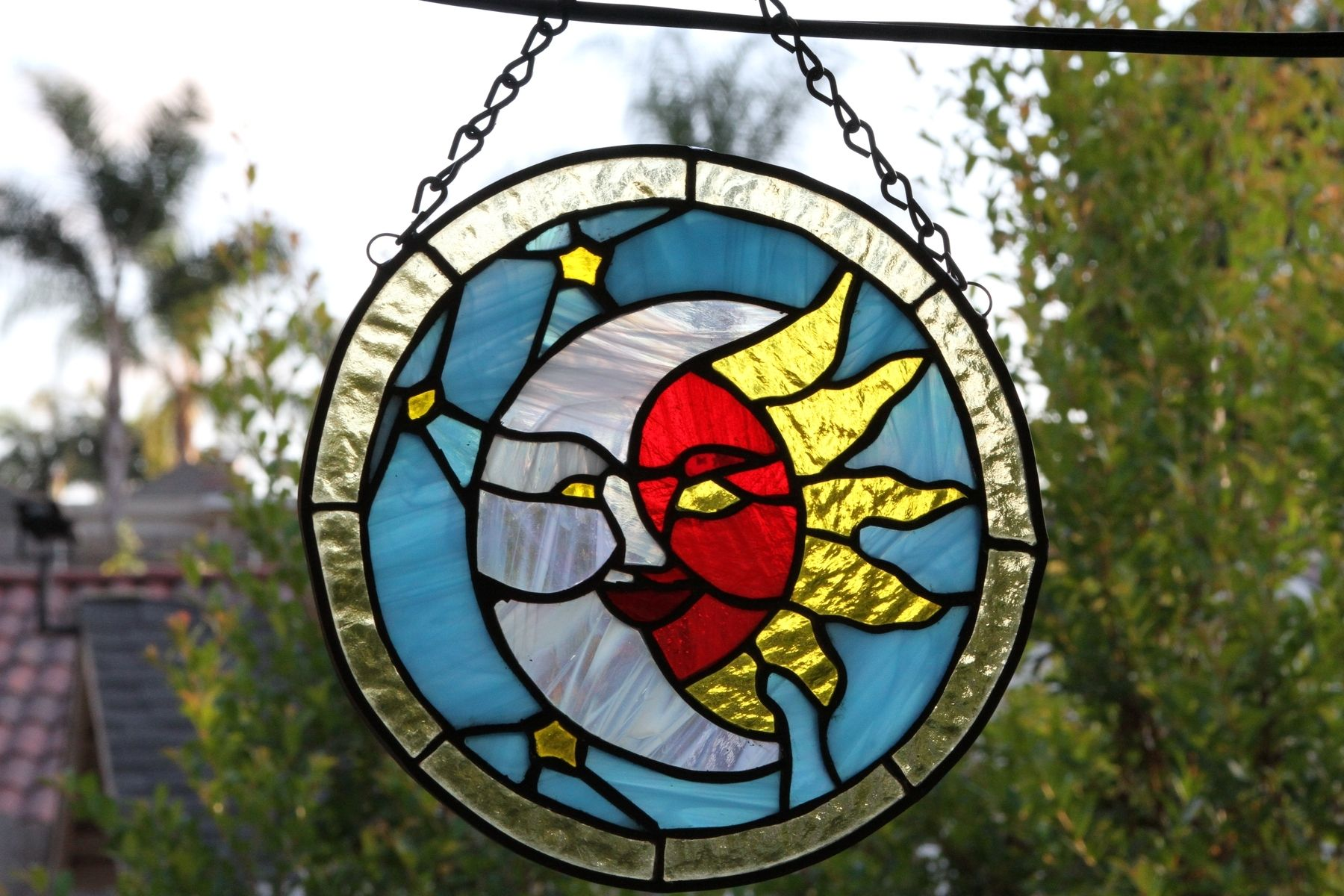 Reclaimed Bedroom Furniture Hand Made Stained Glass Suncatchers By Glass Art For The