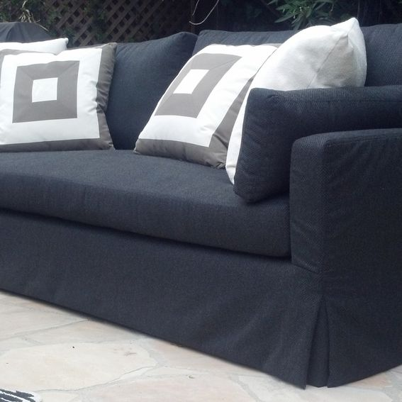 custom outdoor slipcover sofa by heaven antique and custom. Black Bedroom Furniture Sets. Home Design Ideas