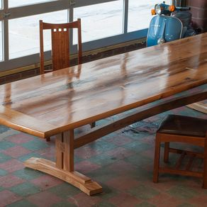 Hand Crafted Timber Bench By Stonehouse Woodworking