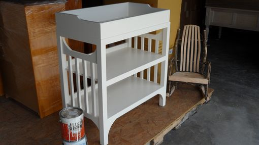 Custom Made Baby Changer