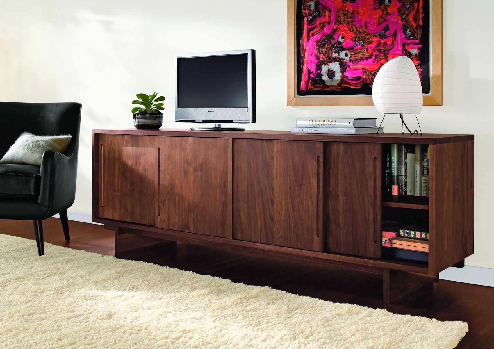 Hand Crafted Anders Media Consoles By Vermont Furniture