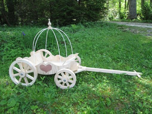 Custom Made Charming Carriage