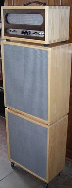 Custom Made Custom Amp Cabinet