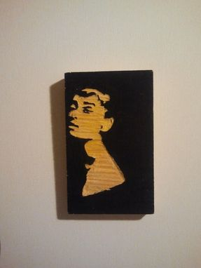 Custom Made Wood Reliefs