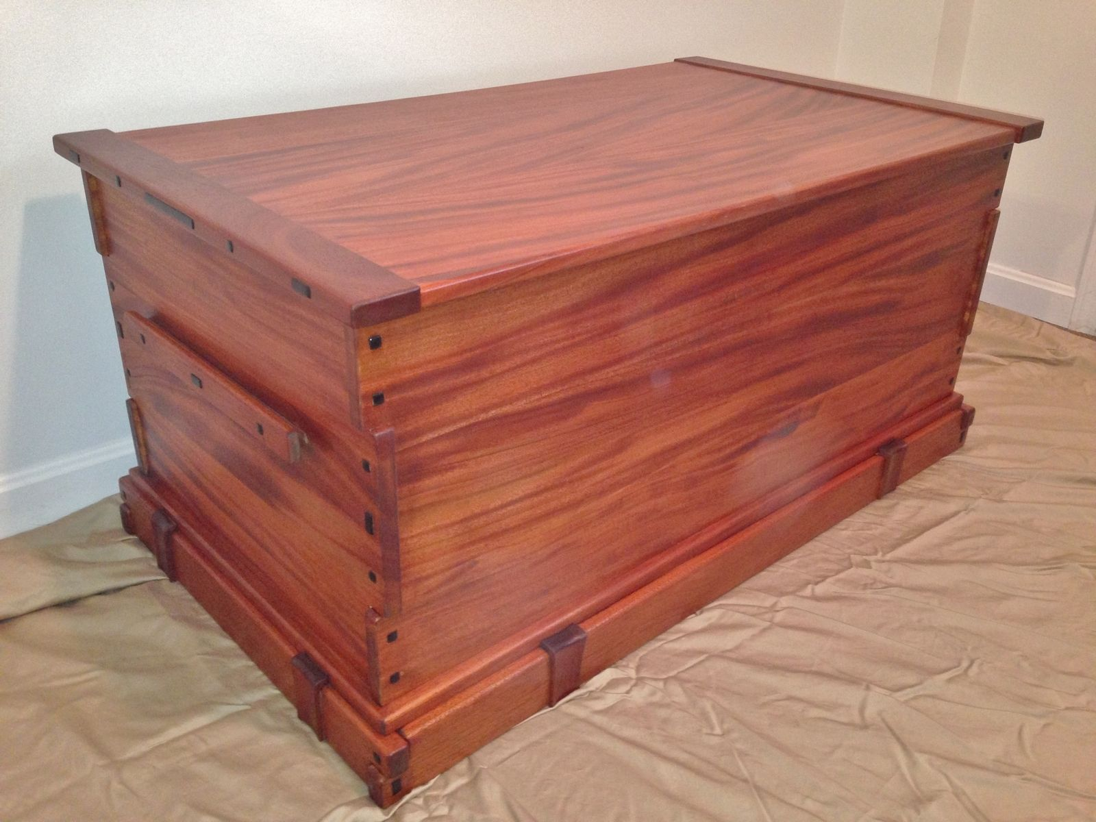 Custom Greene amp Hope Chest By Amos Stoltzfus