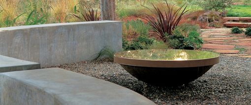 Custom Made Tuolumne Water Feature
