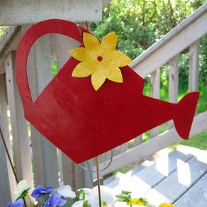 how to make watering can youtube