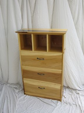 Custom Made Poplar Dresser