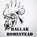 Hallak Homestead in