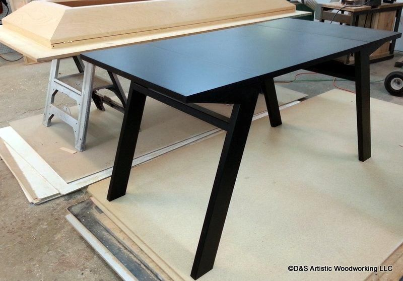 buy a custom transforming coffee dining table made to