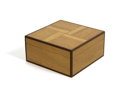 Custom Made Teak Box