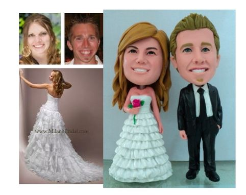 Custom Made Custom Made Cake Topper