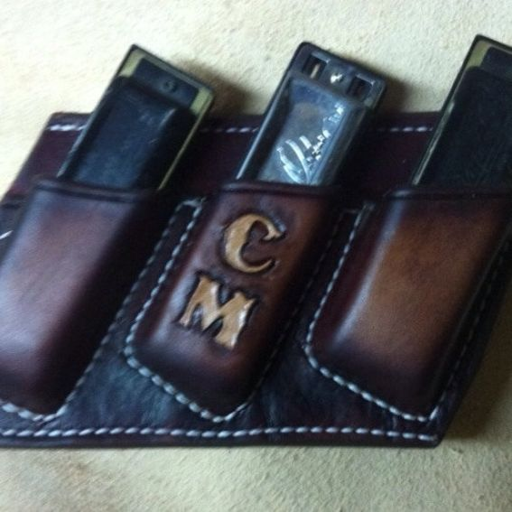 made custom harmonica belt by nay s custom