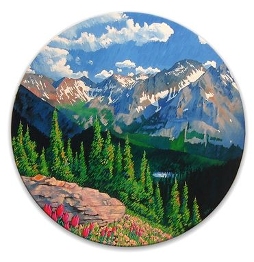 Custom Made Oil Painting | Farview