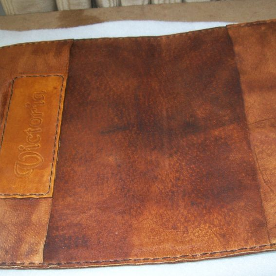 Buy A Hand Made Custom Leather Bible Cover Made To Order