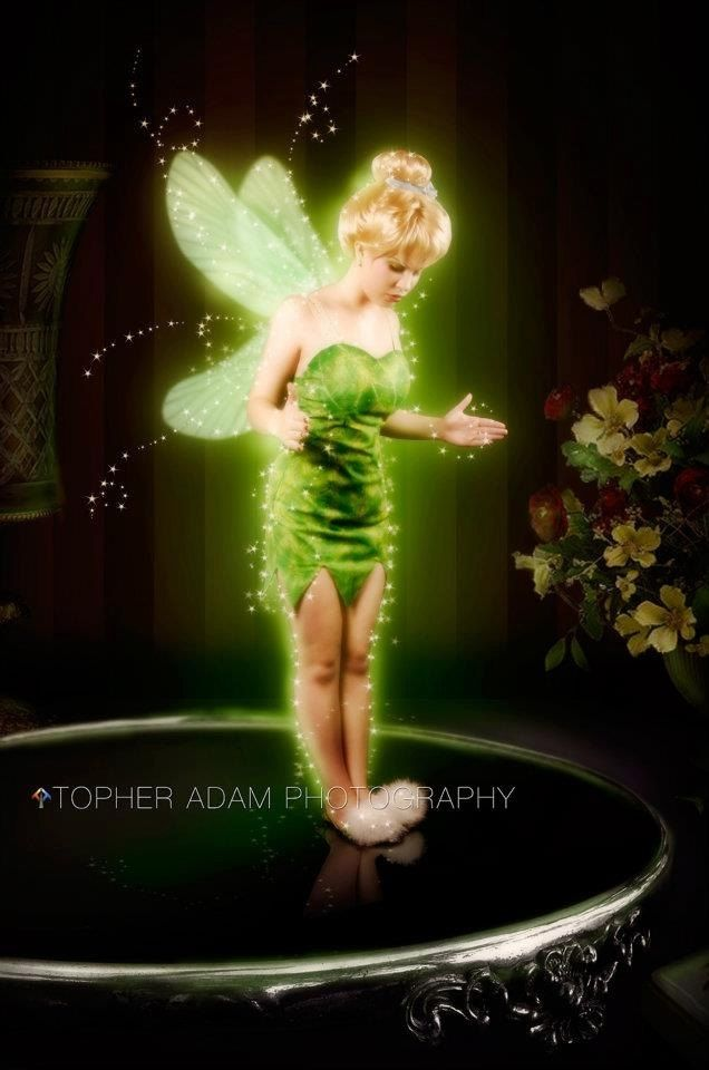 Custom Tinkerbell G Costume Fairy Adult By Bbeauty Designs