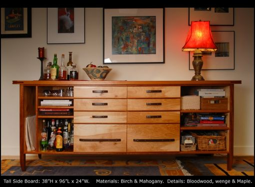 Custom Made Sideboard, Buffet
