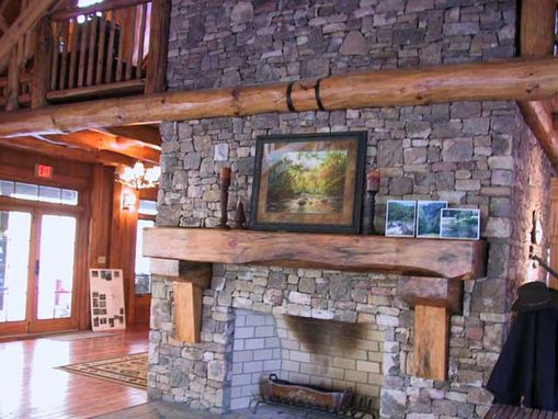 Custom Made Bear River Lodge ~ North Carolina