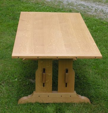 Custom Made Oak Tables