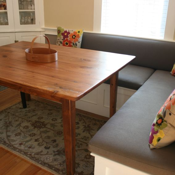 Custom Banquette Seating: Hand Crafted Custom Banquette Seating For Interior Design