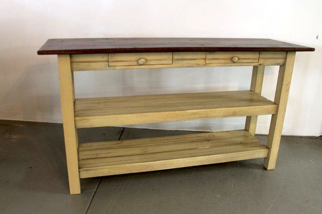hand made open base kitchen island from reclaimed wood by ana white kitchen island from reclaimed wood diy projects