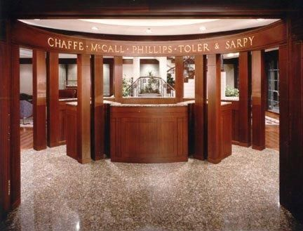 Custom Made Custom Commercial Millwork